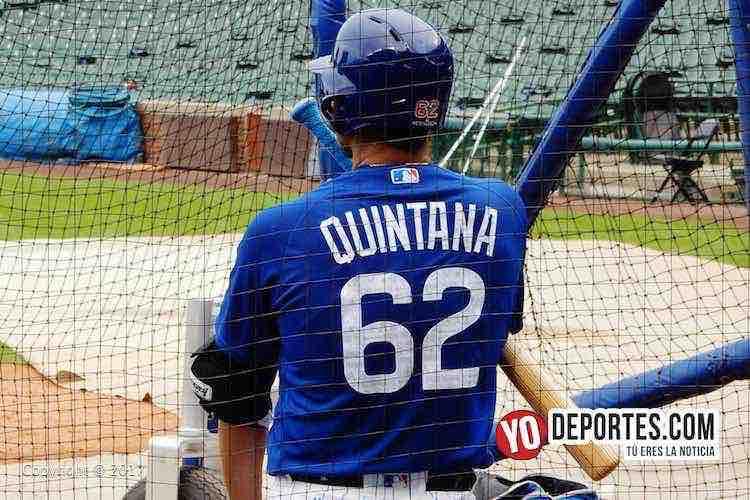 José Quintana abre el lunes en Chicago contra Nacionales de Washington