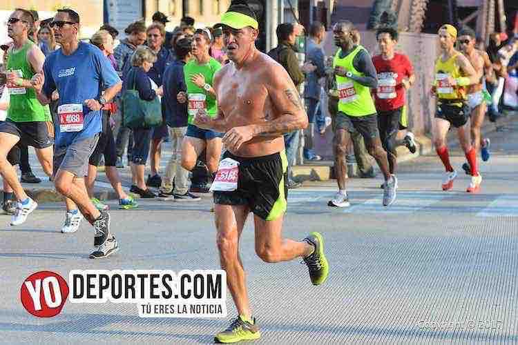 Lorenzo Ochoa-Chicago Maraton 2017