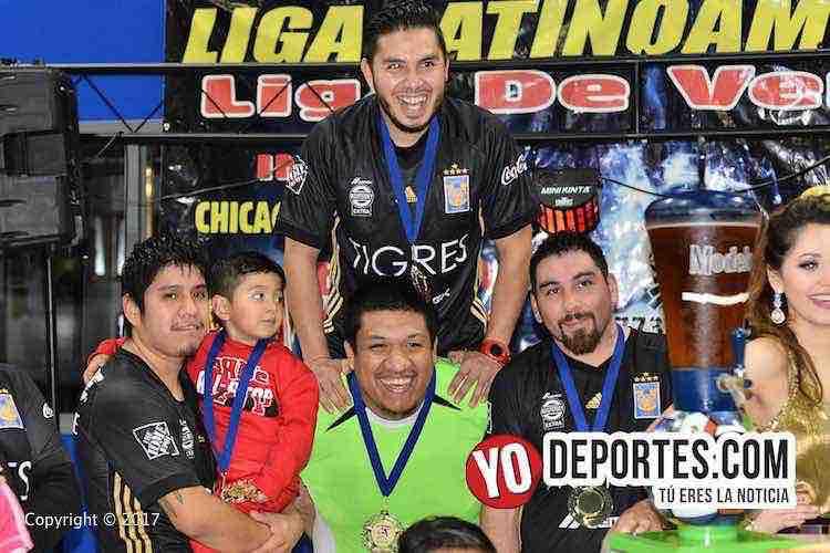 Los Verdes sufrieron para ser campeones en la Liga Latinoamericana