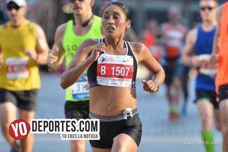 Olivia Aranda-3-13-12-Chicago Maraton