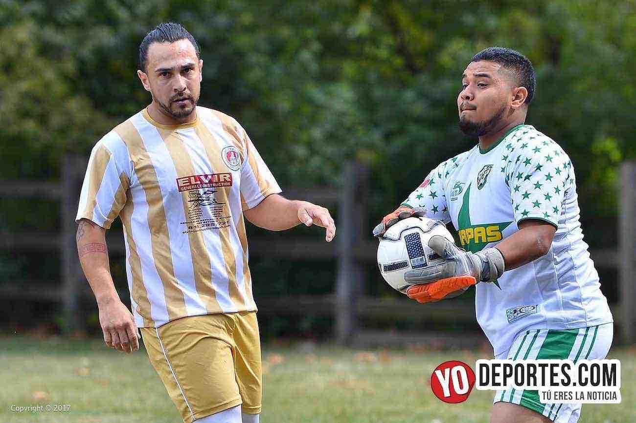 San Luis ya esta en la final de la 5 de Mayo Soccer League