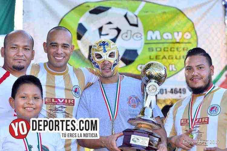 La Familia gana final bajo protesta en la 5 de Mayo Soccer League