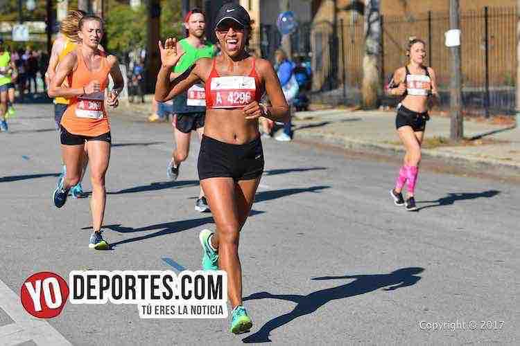 Veronica Laureano-3-06-32-Chicago Maraton 2017 8 octubre