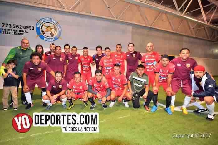 Atlético Torino gana Cuadrangular Guatemalteco de Chicago a Xelajú y América Salcajá