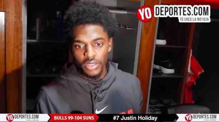 Los Bulls de Chicago llegan a seis derrotas consecutivas
