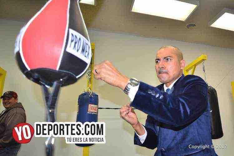 Sueño cumplido: inaugurado Rico's Fitness and Boxing en Des Plaines