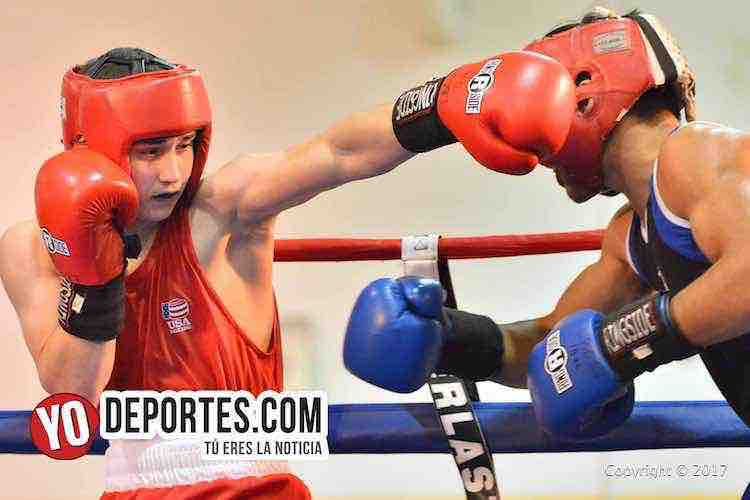 Félix González el rey de las 138 libras en CYBC Power Gloves 2017