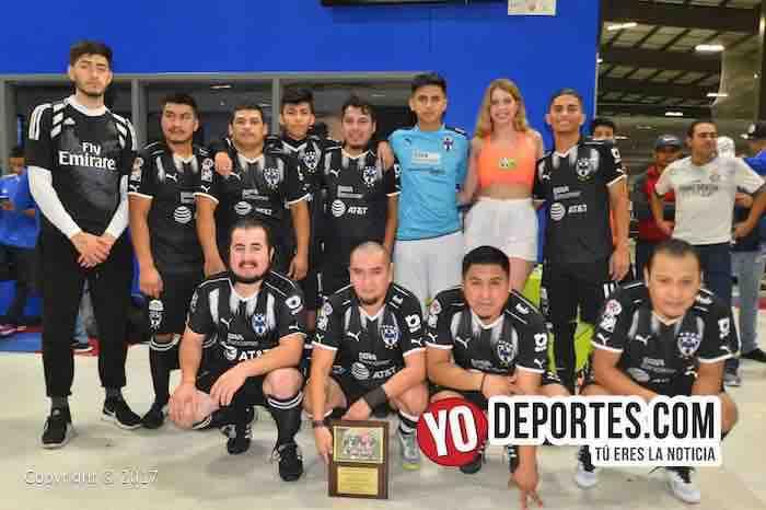 Hidalgo-Veracruz campeón del Torneo Corto en la 5 de Mayo Soccer League