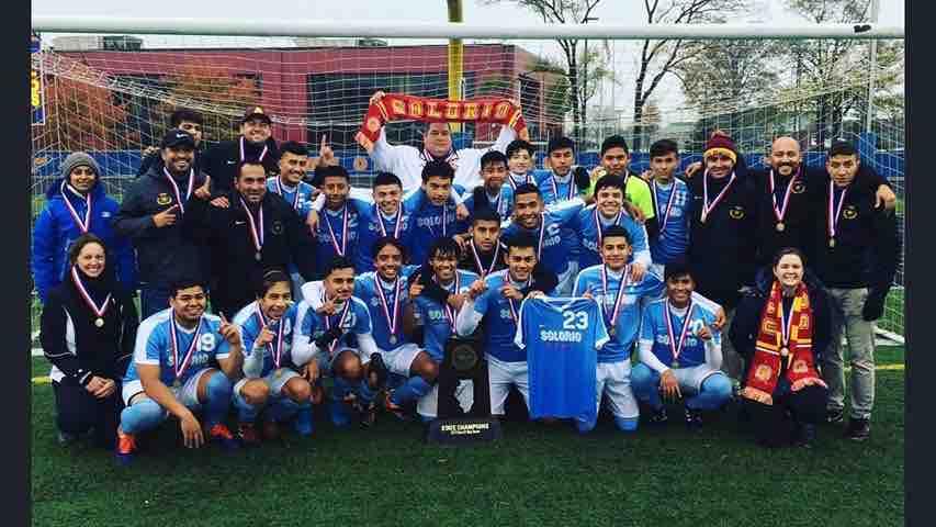Solorio Academy High School Campeones Estatales de Illinois