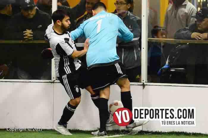 Union Iguala-Fire Evolution-Chitown Futbol-Mundi Soccer League-futbol