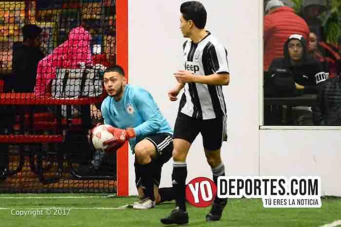 Union Iguala-Fire Evolution-Chitown Futbol-Mundi Soccer League-portero