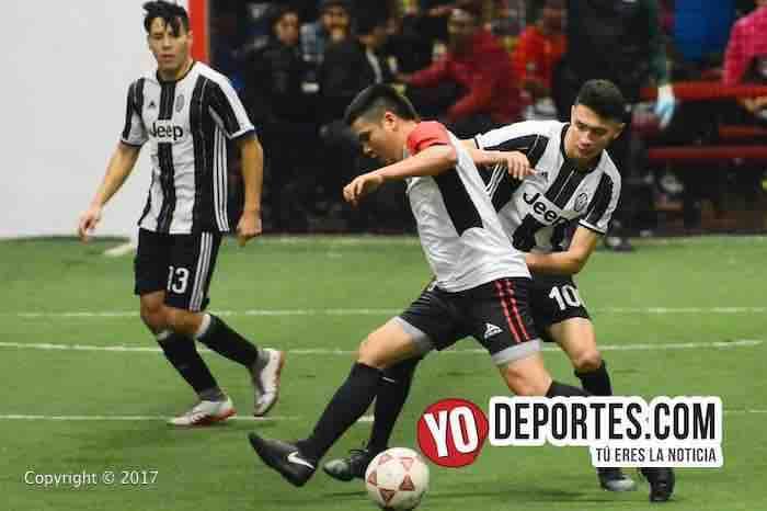 Union Iguala-Fire Evolution-Chitown Futbol-Mundi Soccer League