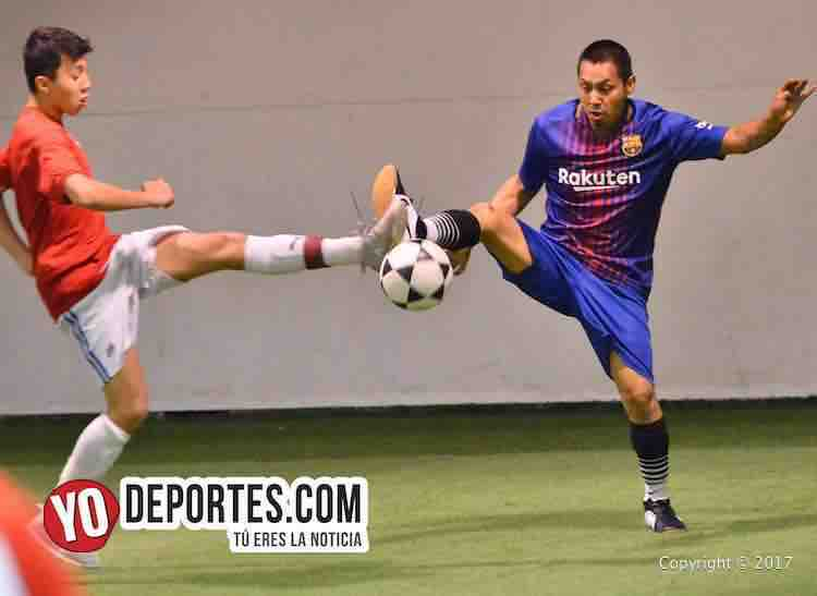 Chicago Arsenal sigue invicto en Chicago North Soccer League