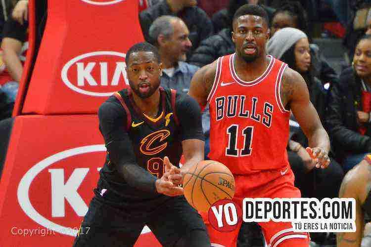 Dwyane Wade y LeBron James acaban con los Bulls 91-113
