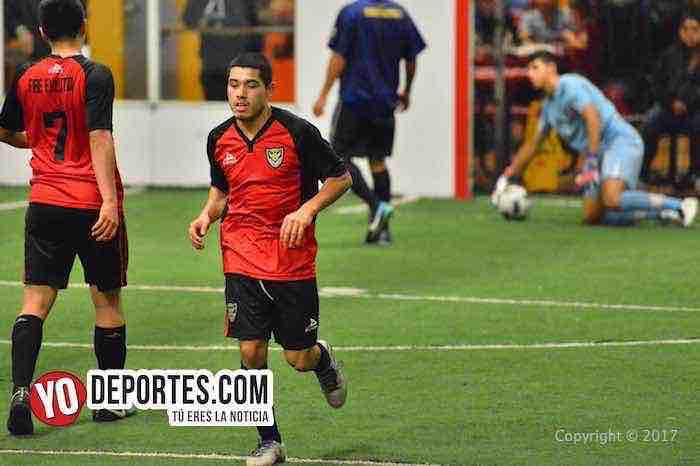 Fire Evolution arrebata triunfo al San Antonio en Mundi Soccer League