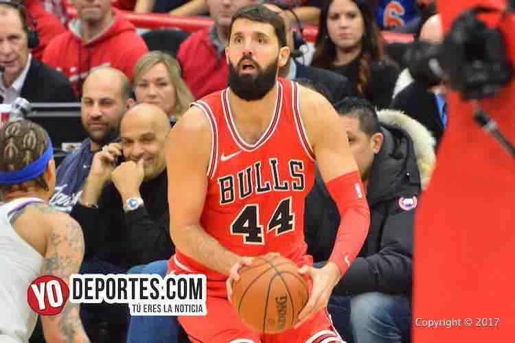 Nikola Mirotic regresa crecido con los Bulls y amenaza con ganar a Boston este lunes
