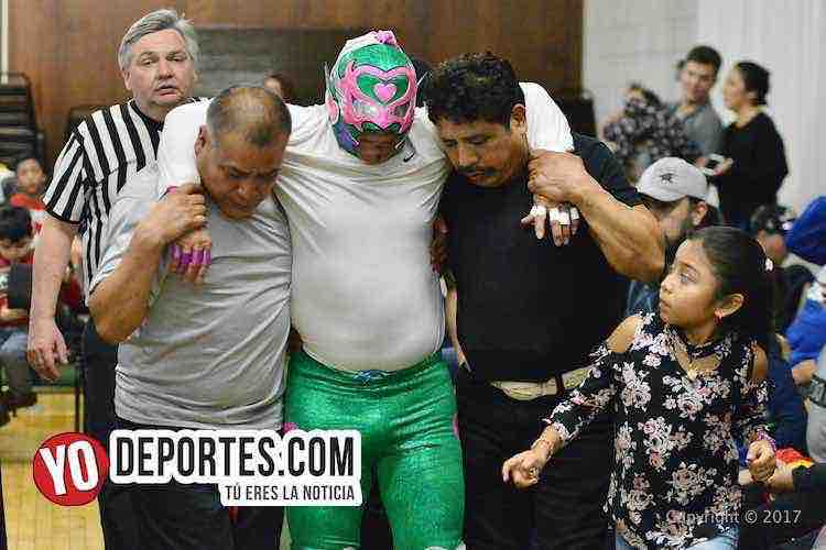 Love International gana pero sale lesionado en Lucha Libre Total