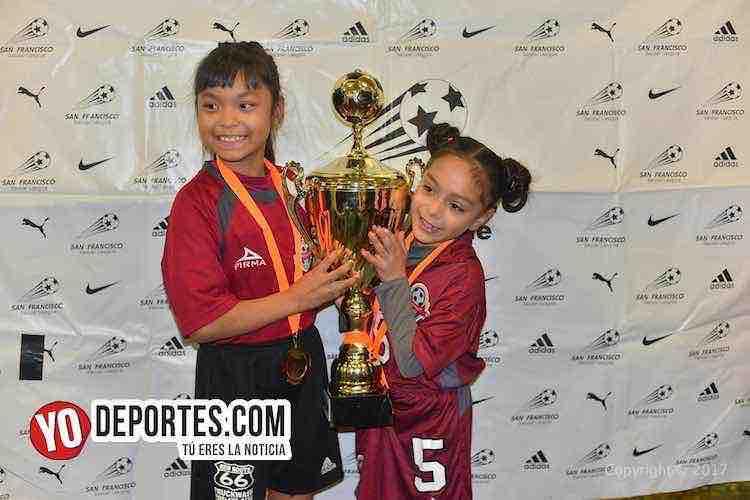 Liga San Francisco-Chicago-Finales infantiles-finales
