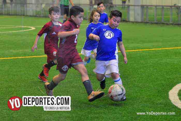 Deportivo 59 contra Manchester Liga Douglas Infantil