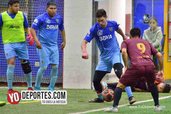 Internacional-Superman-Liga Latinoamericana-futbol chicago