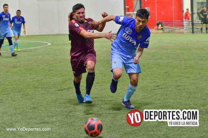Internacional-Superman-Liga Latinoamericana-indoor soccer