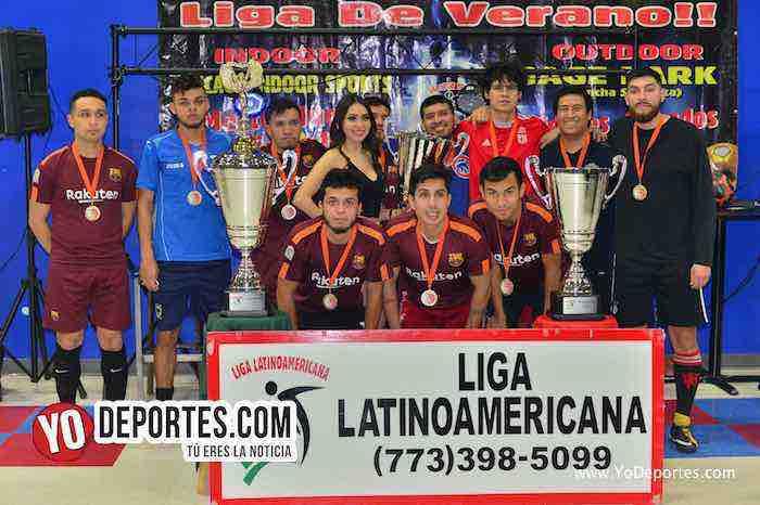 Internacional-Superman-Liga Latinoamericana