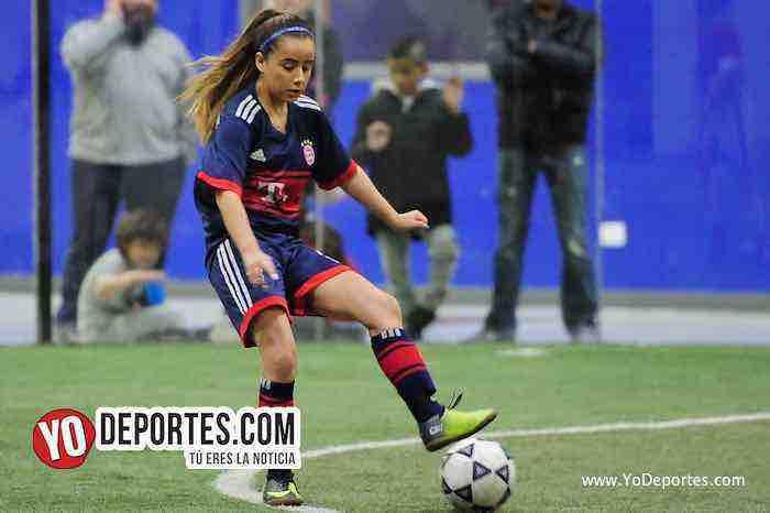 La Juve-United-AKD Premier Academy Soccer League-futbol femenil