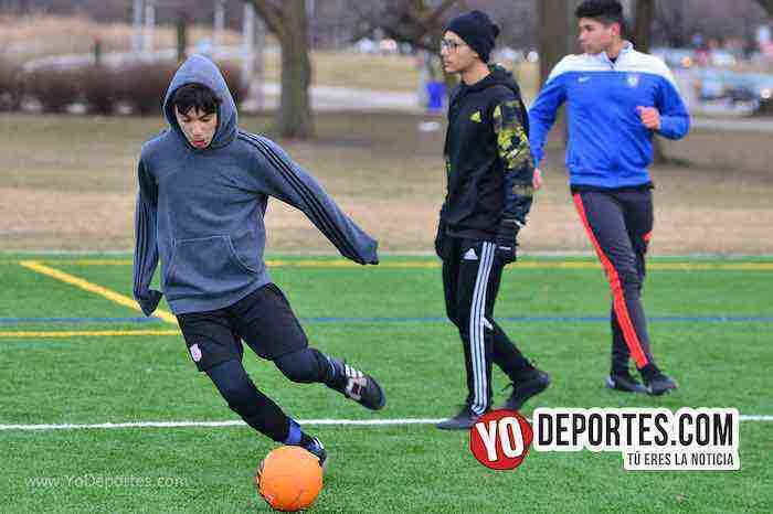 Tuzos Academy Soccer