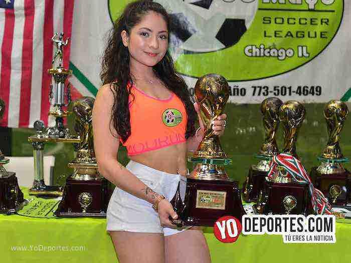 Alexis Martinez modelo-Liga 5 de Mayo