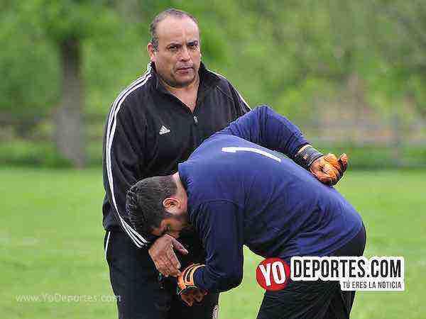 Arbitro Enrique Benitez-Juventus-Challenger-Liga 5 de Mayo