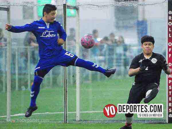 Nacional a la final de Recopa de la Liga Matehuala en Melrose Park
