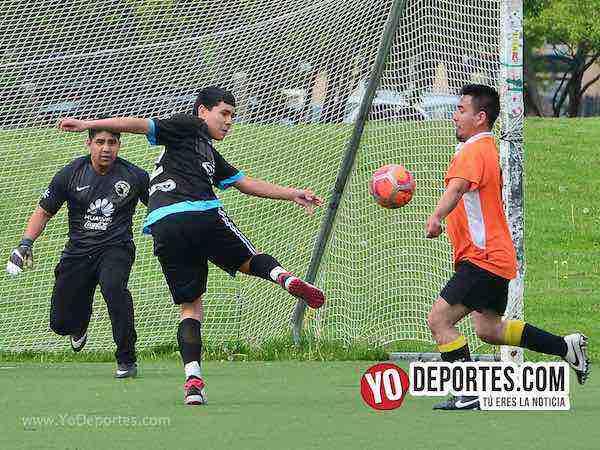 Pumas_Sauces Liga Douglas