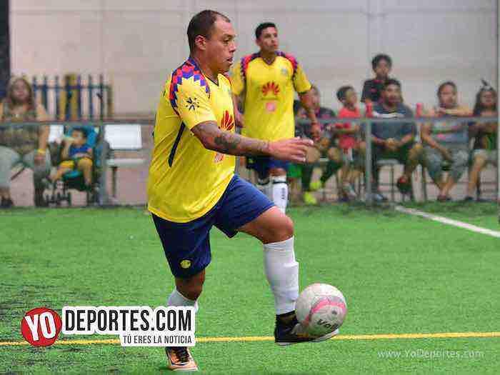 Salvador Cabanas-Liga San Francisco Chicago