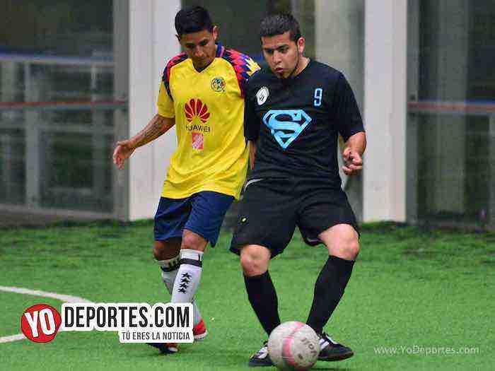 Salvador Cabanas-Ludovico y su Banda-Superman-Liga San Francisco