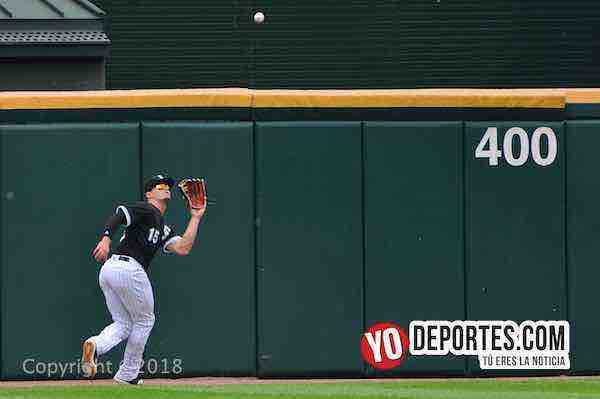 Adam Engel-White Sox-Cleveland Indians