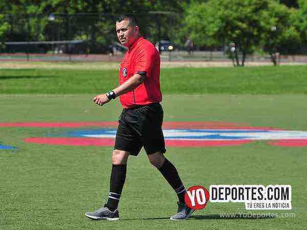 Arbitro Rigo Gomez-Valle FC-Maravatio-Liga Douglas