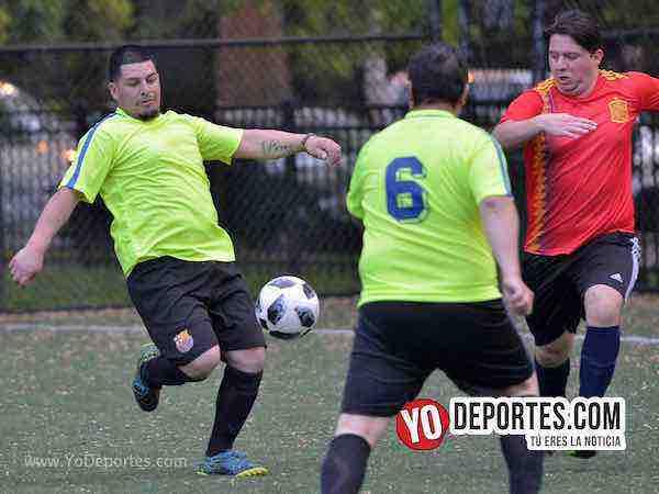 Brasil-Espana-World Cup-Illinois International Soccer League futbol Pottawottomie