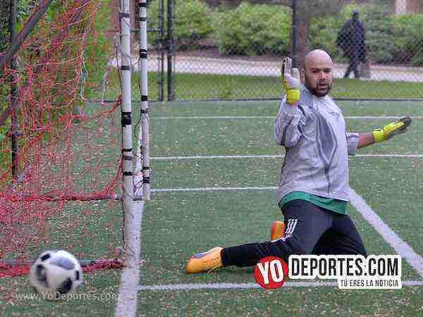 Brasil-Espana-World Cup-Illinois International Soccer League portero futbol