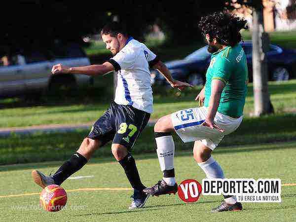 Deportivo 55-Coalcoman-Liga Latinoamericana Chicago Futbol