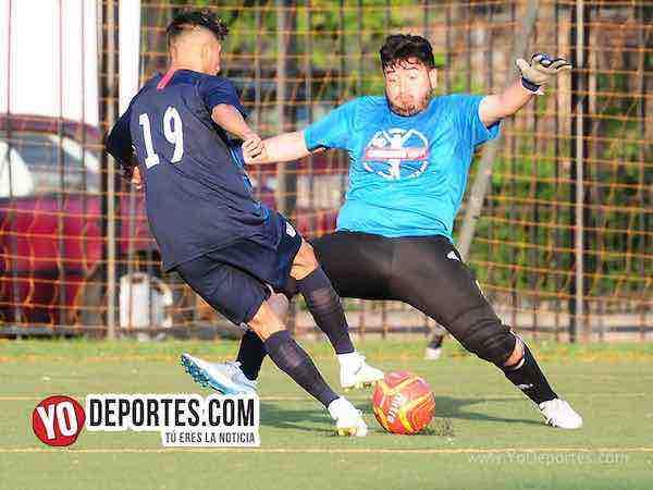 Coalcoman luchó con todo pero pierde con el Deportivo 55