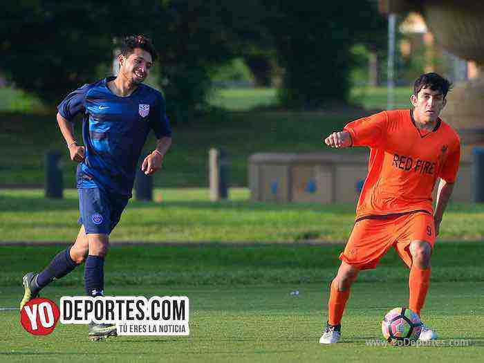 Duelo de invictos Red Fire-Deportivo 59-Liga Latinoamericana
