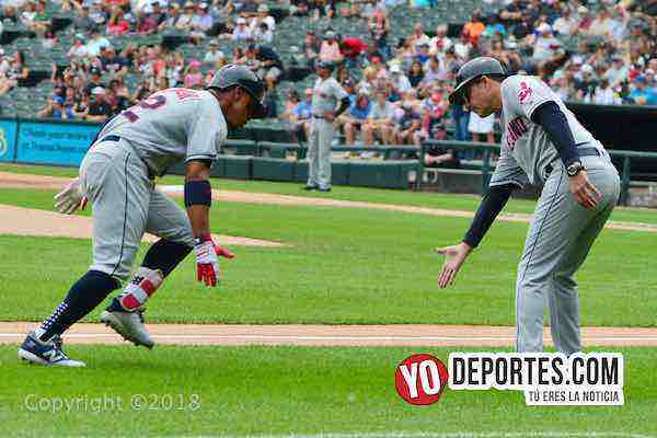 Francisco Lindor-White Sox-Cleveland Indians-Mike Starbaugh