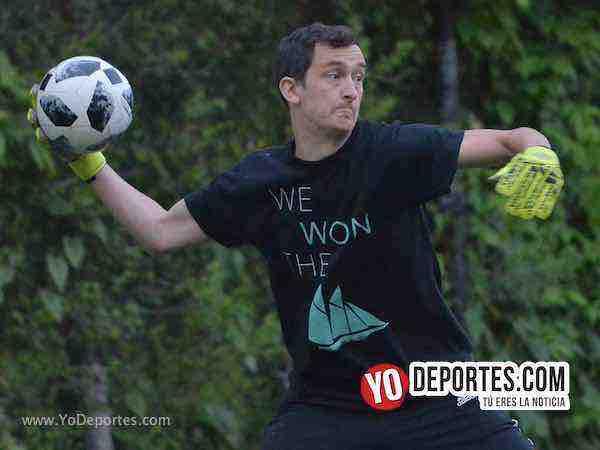 Guatemala-Estados Unidos-World Cup-Illinois International Soccer League portero