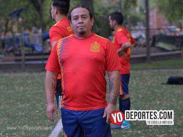 Hugo Torres-Brasil-Espana-World Cup-Illinois International Soccer League