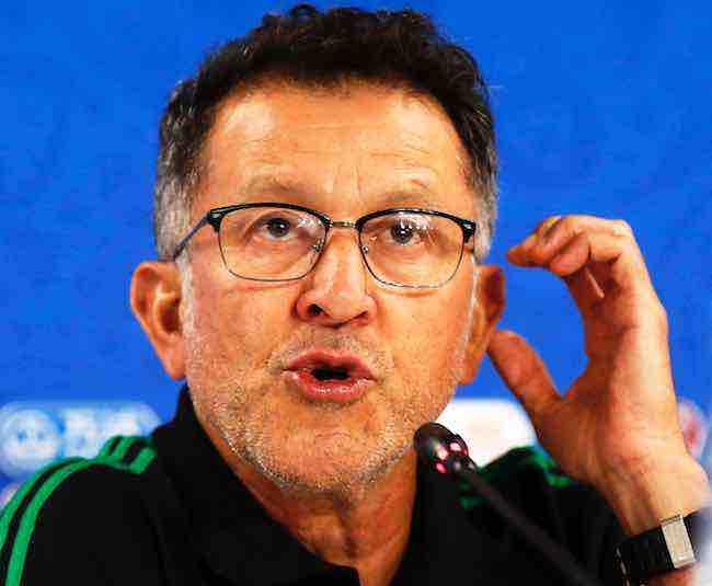 Juan Carlos Osorio: Estamos ante otra gran oportunidad, esperamos dar un paso importante
