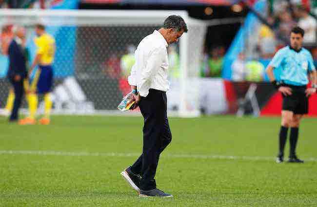 """Juan Carlos Osorio: """"Cada partido es una historia diferente, el de hoy nos enseñó"""""""