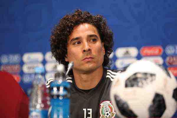 Memo Ochoa: Veo en los ojos de mis compañeros las ganas de ir por tres puntos