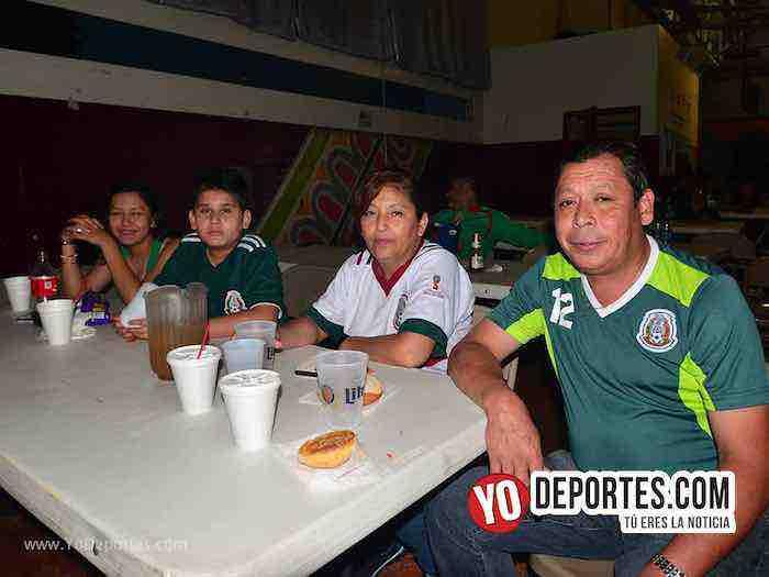 Mexico-Suecia-Chitown Futbol-Mundial Rusia