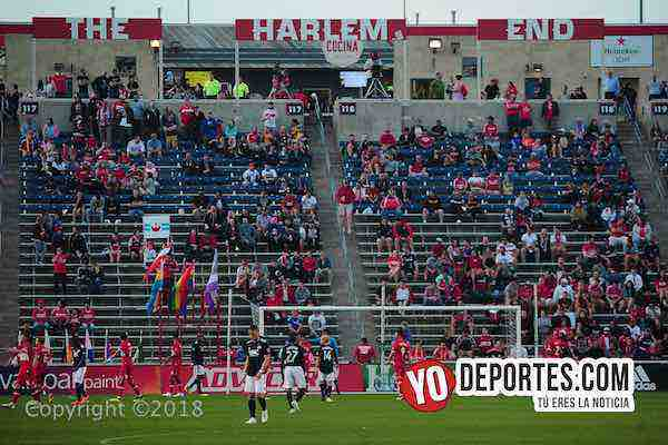 Porra Section 8-Toyota Park-Chicago Fire-New England Revolution