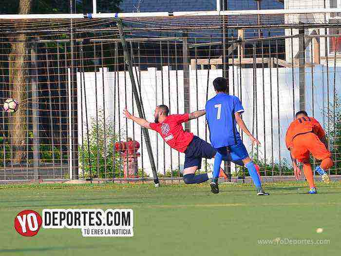 Red Fire-Deportivo 59-Liga Latinoamericana Chicago Soccer gage Park